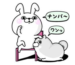 Rabbit100% 2016 sticker #9486437