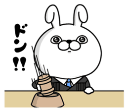 Rabbit100% 2016 sticker #9486446