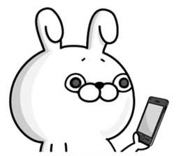 Rabbit100% 2016 sticker #9486461