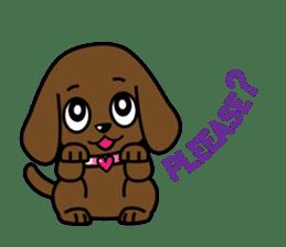 Miss Muddy Puppy sticker #9487038