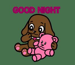 Miss Muddy Puppy sticker #9487040