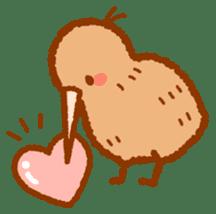 Anytime Kiwi sticker #9496441