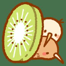 Anytime Kiwi sticker #9496445