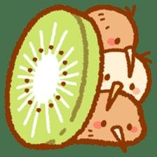 Anytime Kiwi sticker #9496446