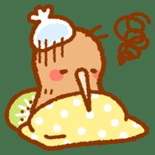 Anytime Kiwi sticker #9496454