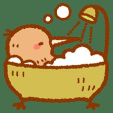 Anytime Kiwi sticker #9496456