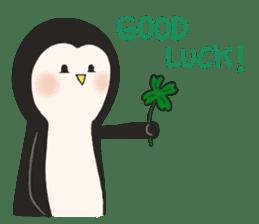 Bipolar Penguin & Moody Walrus (Eng.ver) sticker #9497472