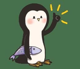 Bipolar Penguin & Moody Walrus (Eng.ver) sticker #9497482