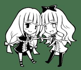 LiLi & AiLi Fate sticker #9497549