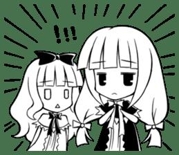 LiLi & AiLi Fate sticker #9497568