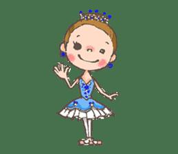 Ballet Sticker 2 sticker #9501833