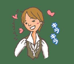Ballet Sticker 2 sticker #9501849