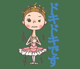 Ballet Sticker 2 sticker #9501869