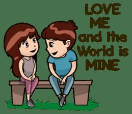 Romantic Moments sticker #9505544