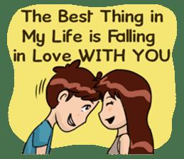 Romantic Moments sticker #9505546