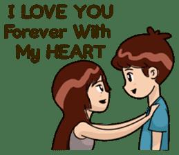 Romantic Moments sticker #9505553