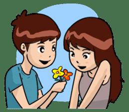 Romantic Moments sticker #9505554