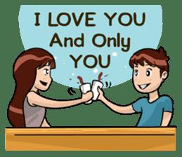 Romantic Moments sticker #9505567