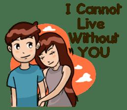 Romantic Moments sticker #9505573