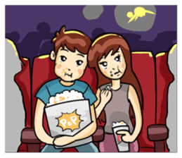 Romantic Moments sticker #9505577