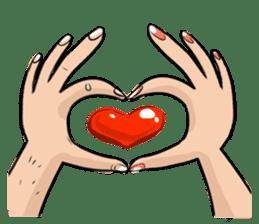 Romantic Moments sticker #9505580