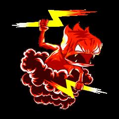 Power Anger Junior