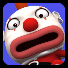 Close-up Clown