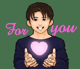 GAY's LOVE VOICES 4 sticker #9520464