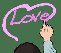 GAY's LOVE VOICES 4 sticker #9520477