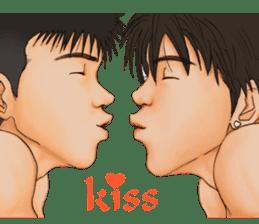 GAY's LOVE VOICES 4 sticker #9520492