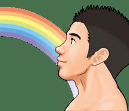GAY's LOVE VOICES 4 sticker #9520494