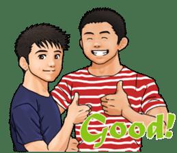 GAY's LOVE VOICES 4 sticker #9520498