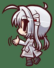 Chitose Shirasawa sticker #9522246
