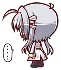 Chitose Shirasawa sticker #9522249
