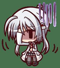 Chitose Shirasawa sticker #9522252