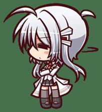 Chitose Shirasawa sticker #9522260