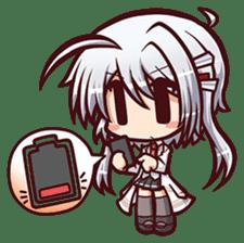 Chitose Shirasawa sticker #9522262