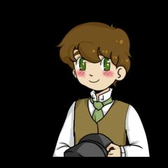 Victorian Gentleman Claudio