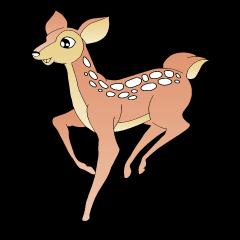Deer! Friends
