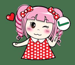 MAYA in love sticker #9526026