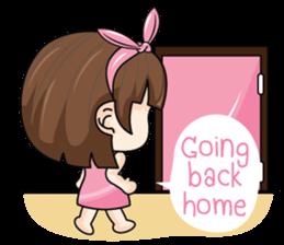 I love you, Sweetie (EN) sticker #9529354