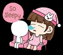 I love you, Sweetie (EN) sticker #9529379