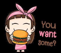 I love you, Sweetie (EN) sticker #9529383