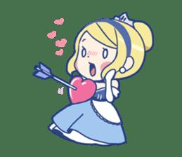 Cinderella Stickers sticker #9532006