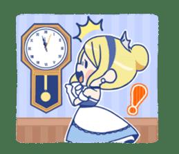 Cinderella Stickers sticker #9532013