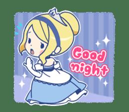Cinderella Stickers sticker #9532016