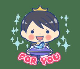 Cinderella Stickers sticker #9532019