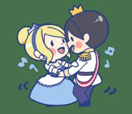 Cinderella Stickers sticker #9532022