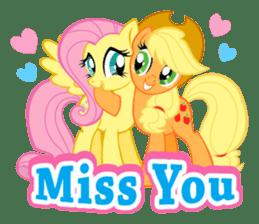 My Little Pony sticker #9537044