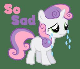 My Little Pony sticker #9537060